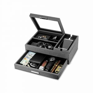 Lifomenz Co. Men Accessories Valet Tray Organizer
