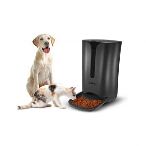 Balimo Automatic Smart Pet Feeder