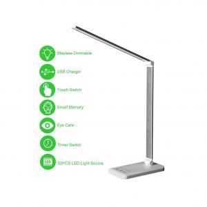 Himigo Foldable LED Desk Lamp