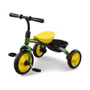 John Deere Heavy Duty Kids Steel Tricycle