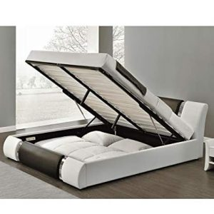 Kingway Furniture Zender Queen Platform Bed