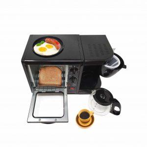 LavoHome 3-in-1 Breakfast Maker Station