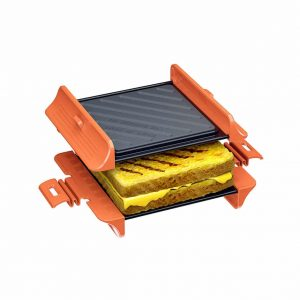 MACONEE Microwave Panini Press Sandwich Maker