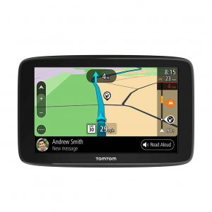 TomTom GO Comfort 6-Inch Screen Touch DriveSmart