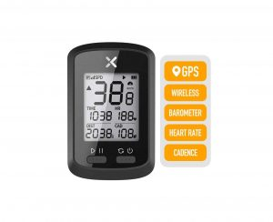 XOS G+ GPS Cycling Wireless Computer