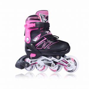 Zuwaos Boys Girls Adjustable Inline Skates