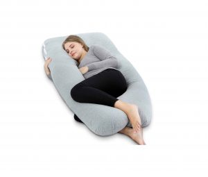 AngQi Full Body Pregnancy Pillow