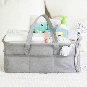 Kids N' Such Baby Diaper Caddy Organizer
