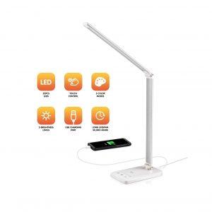 MOICO Eye-Caring LED Desk Lamp
