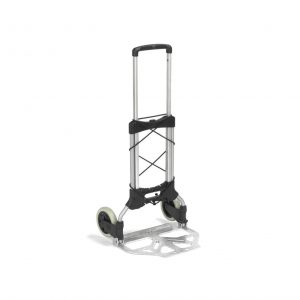 Wesco 220649 Lightweight Folding Truck with 275 lbs. Weight Capacity