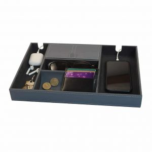 8D Elements Nightstand Valet Tray