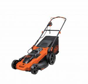 BLACK+DECKER 20″ Cordless Mower, CM2043C