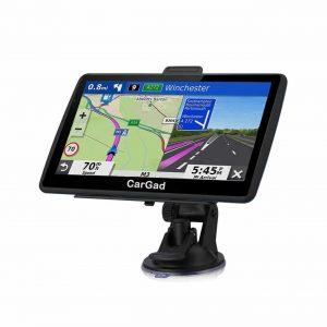 CarGad 8GB Vehicle GPS Navigation DriveSmart