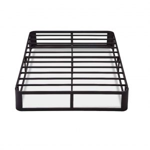 Forfar 12-Inches Metal Platform Queen Bed Frame