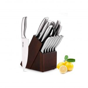 HOBO 2019 Kitchen 14-Piece Knife Set