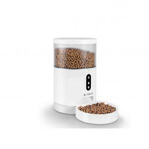 ITSKOO Automatic Pet Feeder Remote Feeding