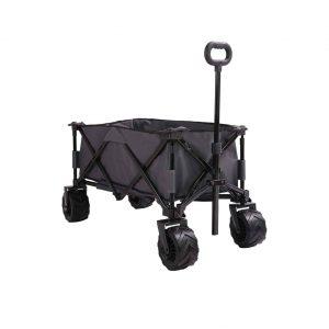 Patio Watcher Collapsible Folding Wagon Cart