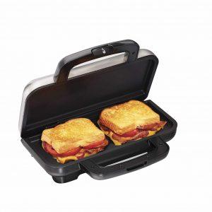Proctor Silex Deluxe Hot Sandwich Maker