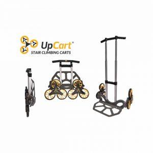 UpCart Folding Hand Truck – 200lbs. Capacity
