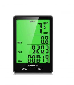 CS Force Bike Speedometer IPX6 Waterproof Bike Computer