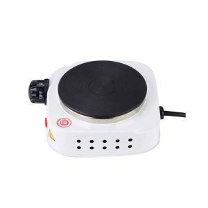 Jimfoty Portable Electric Single Hot Plate