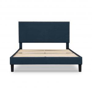 ORAF Queen Size Upholstered Platform Bed