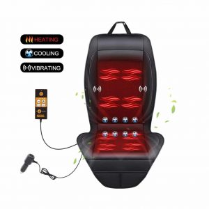 SEG Direct 3-in-1 Car Smart Seat Massager