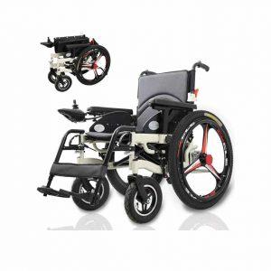 ZXOIHH Electric Wheelchair