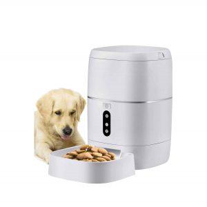 DoHonest Food Dispenser Automatic Dog Cat Feeder