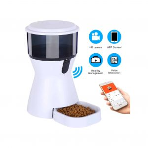 Guamar Automatic Pet Feeder and Food Dispenser