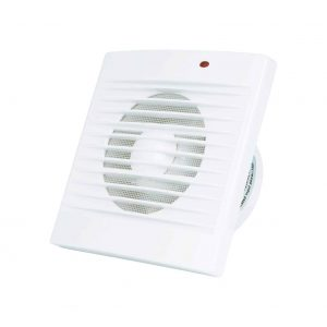 Hon&Guan 4-Inches Home Ventilation Basement Fan