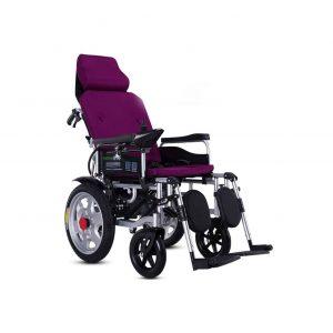 LJMGD Heavy Duty Electric Wheelchair