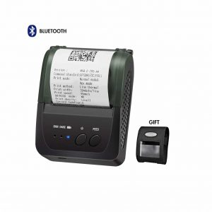LOSRECAL Bluetooth Thermal Receipt Printer Label