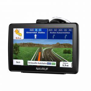 NAVRUF 7-Inches Touch Screen DriveSmart