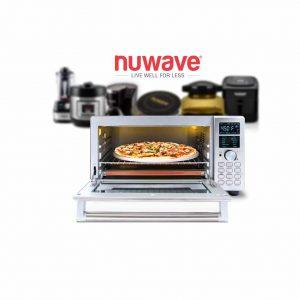 NUWAVE BRAVO XL Convection Oven, 1800-Watt with 12 Programmed Presets