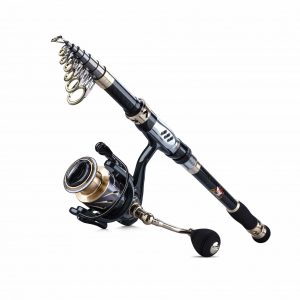 Suogayilang Fishing Spinning Rod and Reel