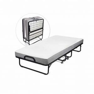 Milliard Diplomat Foldable Bed – Twin Size