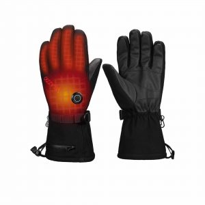 VELAZZIO Thermo1 Battery Heated Gloves