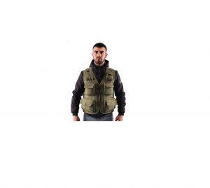Ziker Men's Winter Fishing Vest