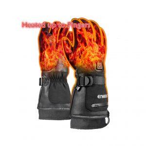 ENKEEO Winter Heated Gloves