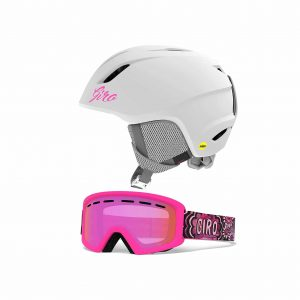 Giro Launch MIPS Combo Pack Kids Snow Helmet