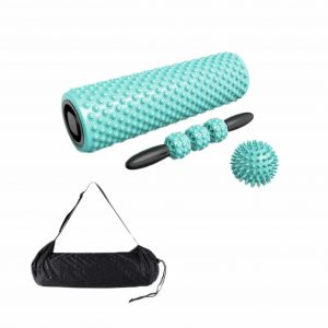 Rooftree Electric Vibrating Foam Roller