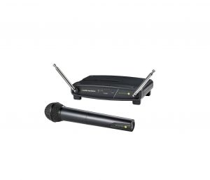Audio-Technica Wireless Handheld Microphone System