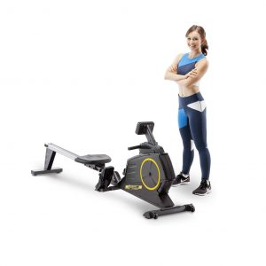 Circuit Fitness Deluxe 8 Resistance Rowing Machine