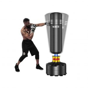 Dripex Freestanding Punching Bag 69-Inches 182lbs