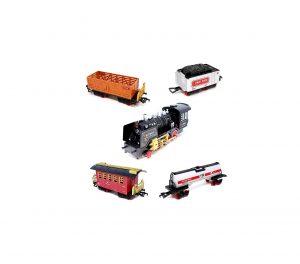 JOYIN Holiday Electric Premium Train Set