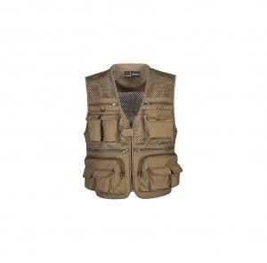 Kedera Men's Summer Outdoor Work Fishing Vest