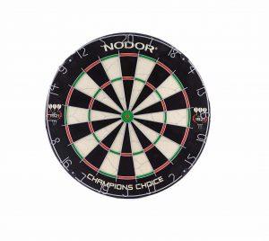 Nodor Self-Adhesive Bristle Dartboard