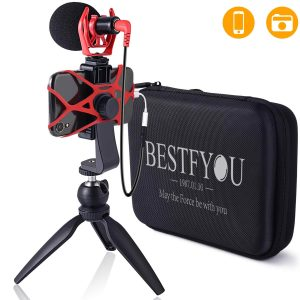 Piececool Smartphone Camera Video Microphone