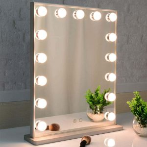BEAUTME Hollywood Makeup Mirror with Lights
